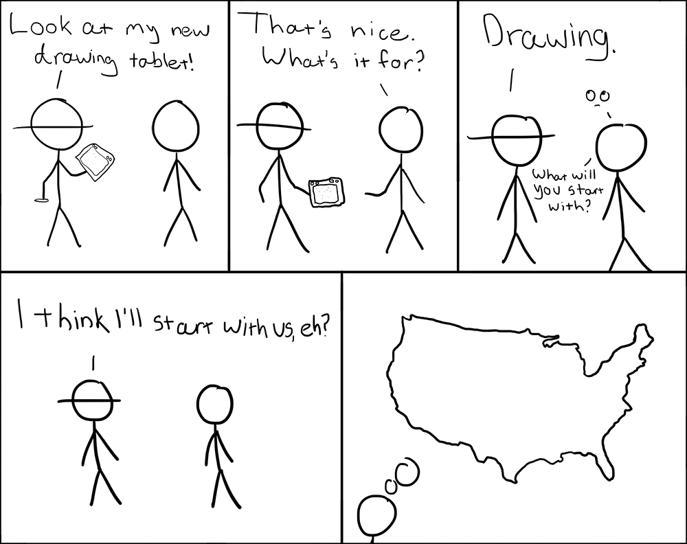 What Are You Drawing?